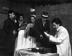 Oyun 1969 yılında Almanya'da ilk ve son kez sahnelenmiş.